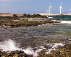 Windsurf w Bristol Shooting Gallery, Spoty do windsurfingu na Fuerteventura